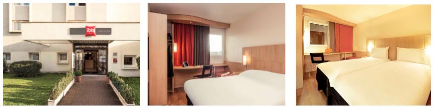Hotel Ibis Epinay Sur Seine